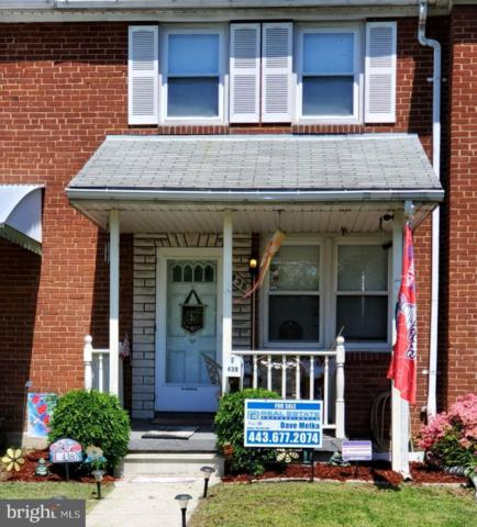 438 Trappe Road, BALTIMORE, MD 21222 (#MDBC455038) :: Advance Realty Bel Air, Inc