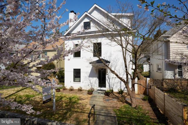 4481 Q Street NW, WASHINGTON, DC 20007 (#DCDC423820) :: The Licata Group/Keller Williams Realty