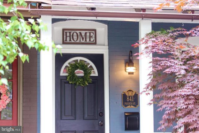 841 Fourth Street, LANCASTER, PA 17603 (#PALA131588) :: The Craig Hartranft Team, Berkshire Hathaway Homesale Realty