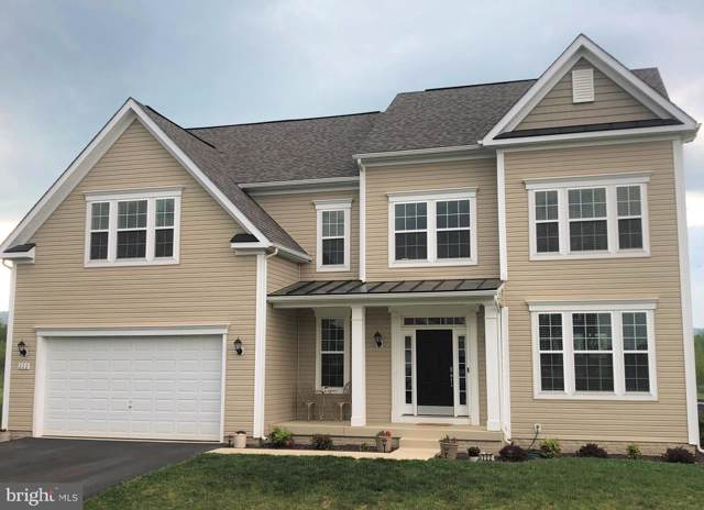 222 Fitzgerald Street, GERRARDSTOWN, WV 25420 (#WVBE167346) :: Pearson Smith Realty