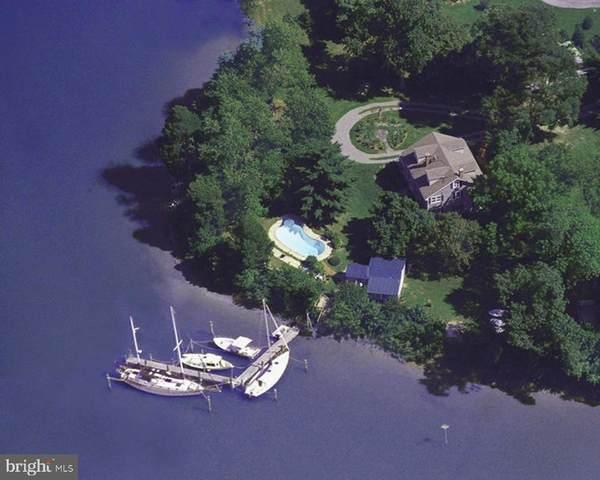 24640 Yacht Club Road, SAINT MICHAELS, MD 21663 (#MDTA135120) :: Bruce & Tanya and Associates