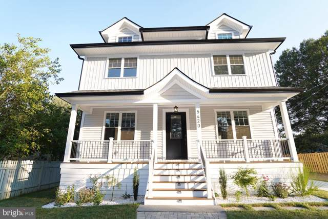 5420 9TH Road N, ARLINGTON, VA 22205 (#VAAR148752) :: City Smart Living