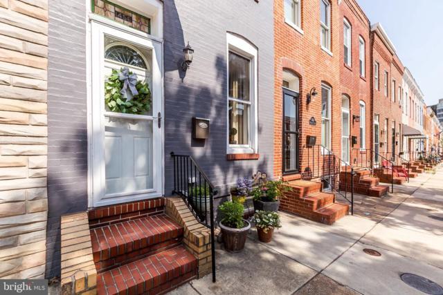 1456 Reynolds Street, BALTIMORE, MD 21230 (#MDBA468092) :: Eng Garcia Grant & Co.