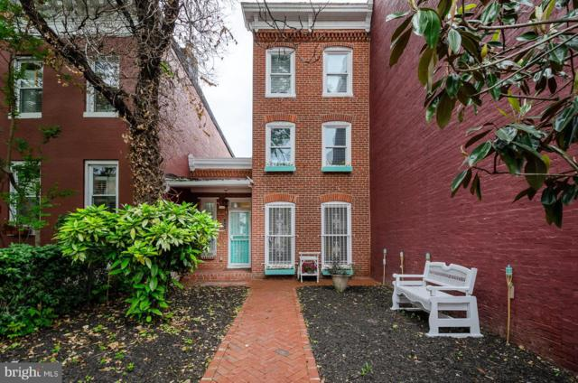 1402 W Lombard Street, BALTIMORE, MD 21223 (#MDBA468932) :: Network Realty Group