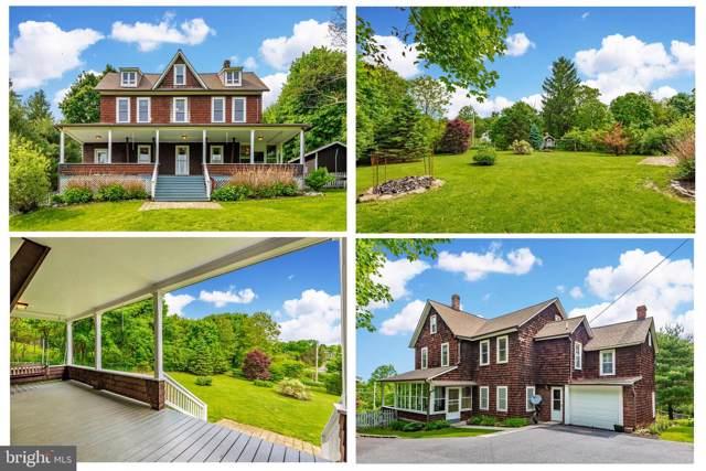 17673 Sabillasville Road, SABILLASVILLE, MD 21780 (#MDFR247102) :: Dart Homes