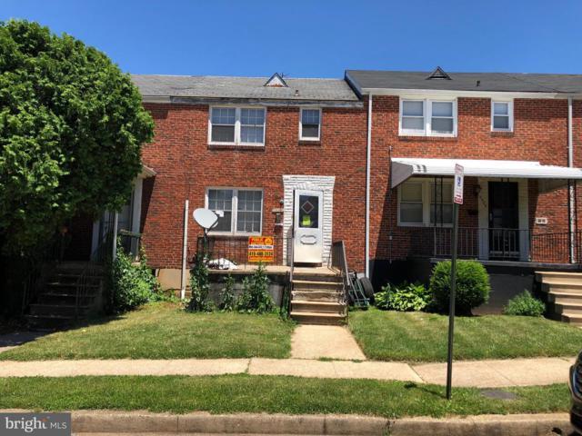 5411 Crismer Avenue, BALTIMORE, MD 21215 (#MDBA470480) :: The Licata Group/Keller Williams Realty