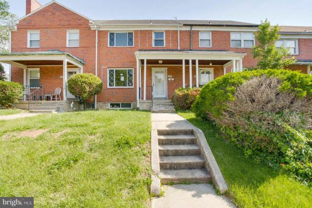 1802 Northbourne Road, BALTIMORE, MD 21239 (#MDBA470710) :: Seleme Homes