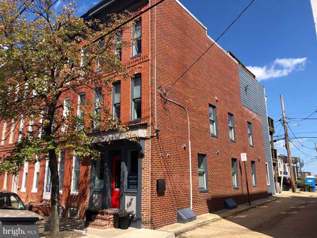 1233 Riverside Avenue, BALTIMORE, MD 21230 (#MDBA471222) :: Erik Hoferer & Associates