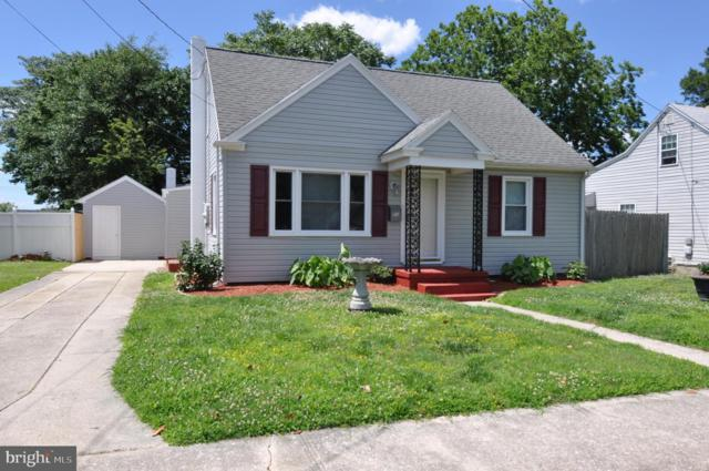 14 Somerset Avenue, POCOMOKE CITY, MD 21851 (#MDWO106772) :: RE/MAX Coast and Country