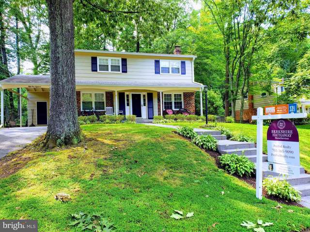 5118 Linette Lane, ANNANDALE, VA 22003 (#VAFX1068158) :: ExecuHome Realty