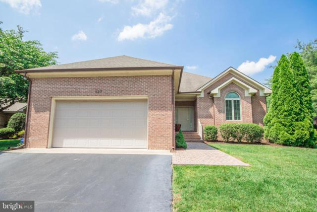 627 N Park Drive, SALISBURY, MD 21804 (#MDWC103692) :: ExecuHome Realty