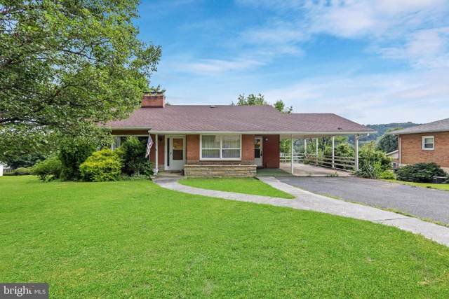 1615 Bedford Street, CUMBERLAND, MD 21502 (#MDAL131876) :: ExecuHome Realty