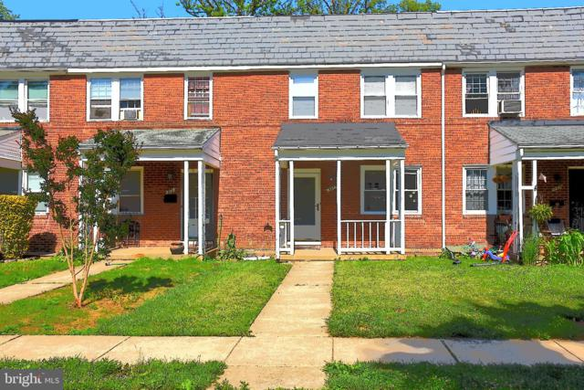 307 Westowne Road, BALTIMORE, MD 21229 (#MDBC460956) :: The Sebeck Team of RE/MAX Preferred
