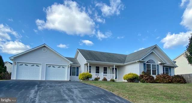 160 Knox Drive, HEDGESVILLE, WV 25427 (#WVBE168552) :: Great Falls Great Homes
