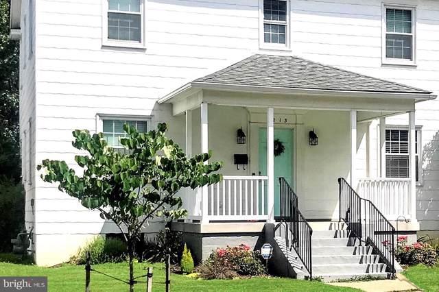 1213 Seacobeck Street, FREDERICKSBURG, VA 22401 (#VAFB115254) :: Cristina Dougherty & Associates