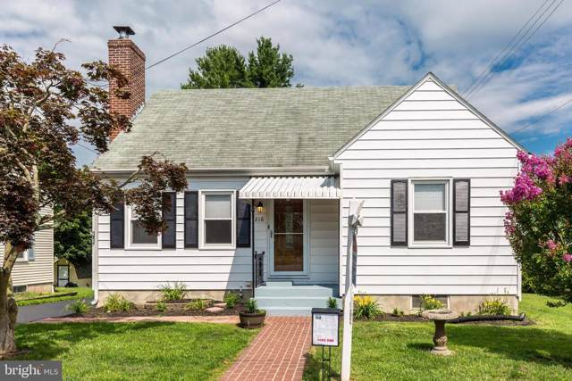 216 Carroll Heights Road, TANEYTOWN, MD 21787 (#MDCR189506) :: ExecuHome Realty