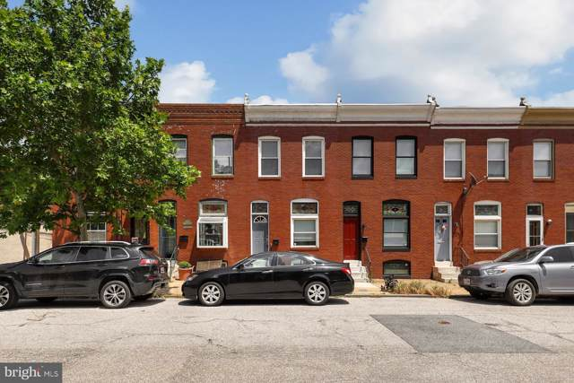 705 S Fagley Street, BALTIMORE, MD 21224 (#MDBA473482) :: CENTURY 21 Core Partners