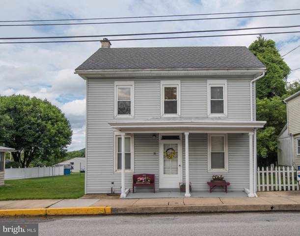 16 S Baltimore Street, FRANKLINTOWN, PA 17323 (#PAYK119608) :: Liz Hamberger Real Estate Team of KW Keystone Realty