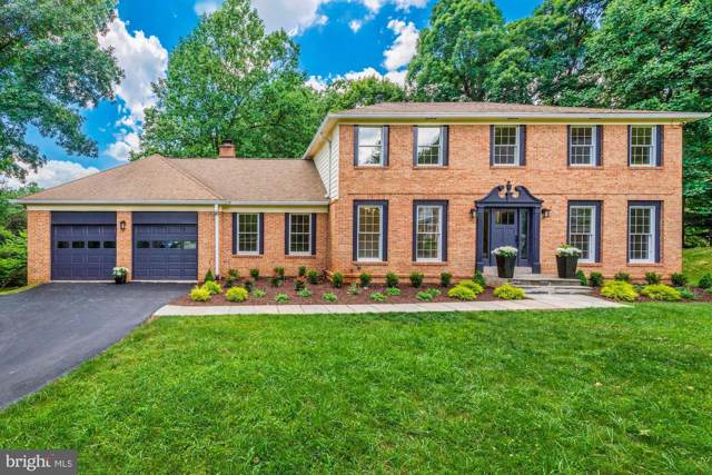 5706 Sugarbush Lane, NORTH BETHESDA, MD 20852 (#MDMC666994) :: Kathy Stone Team of Keller Williams Legacy