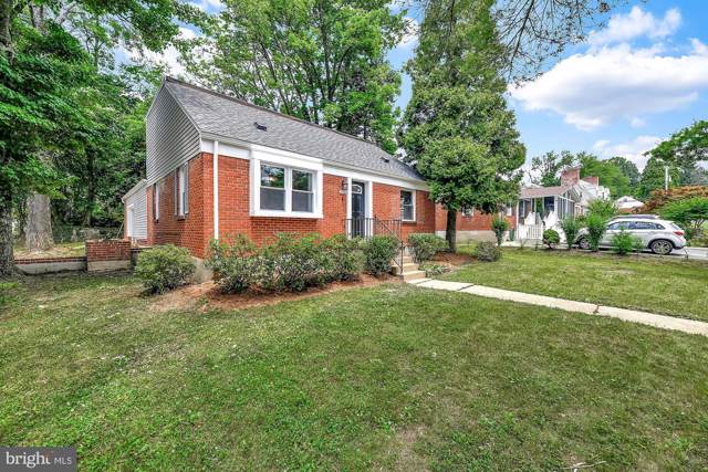 916 Milford Mill Road, BALTIMORE, MD 21208 (#MDBC464372) :: The Daniel Register Group