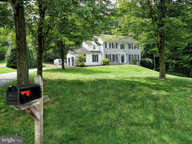 162 Paper Mill Circle, LINCOLN UNIVERSITY, PA 19352 (#PACT483716) :: ExecuHome Realty