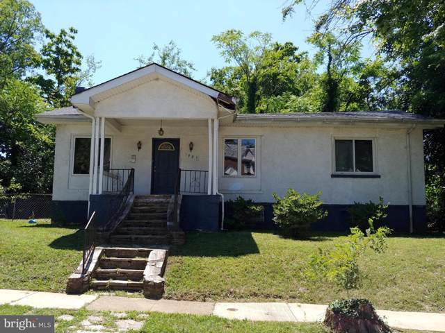 3901 Woodhaven Avenue, BALTIMORE, MD 21216 (#MDBA477208) :: Arlington Realty, Inc.