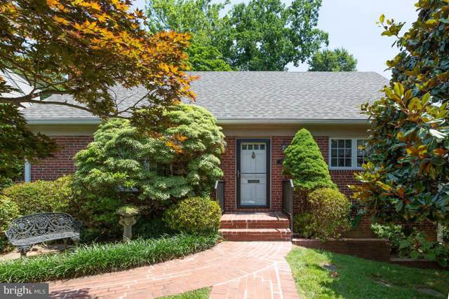 8803 Walnut Hill Road, CHEVY CHASE, MD 20815 (#MDMC670820) :: Keller Williams Pat Hiban Real Estate Group