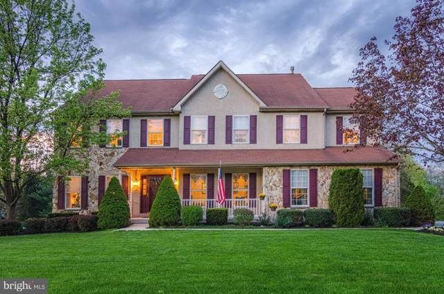 452 Silver Leaf Circle, COLLEGEVILLE, PA 19426 (#PAMC620740) :: Linda Dale Real Estate Experts