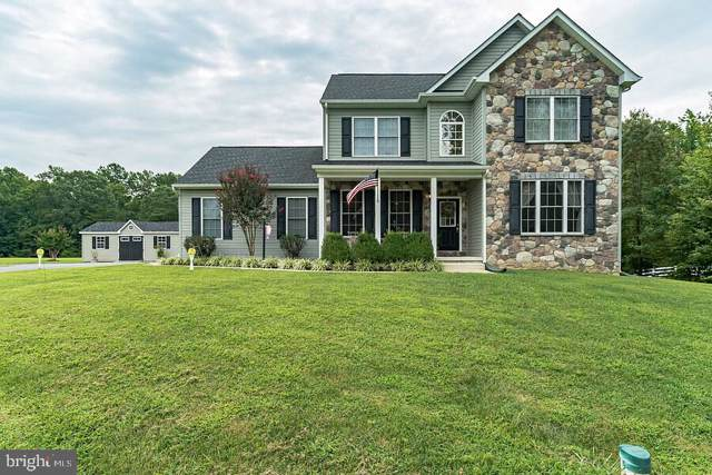 6000 Crayfish Court, BRYANTOWN, MD 20617 (#MDCH205572) :: ExecuHome Realty