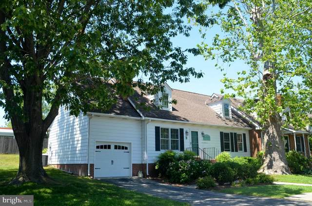 295-E Bay Street #5, EASTON, MD 21601 (#MDTA136102) :: RE/MAX Coast and Country