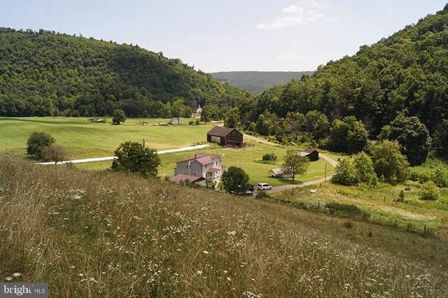 1533 S Black Valley Road, CLEARVILLE, PA 15535 (#PABD101834) :: The Dailey Group