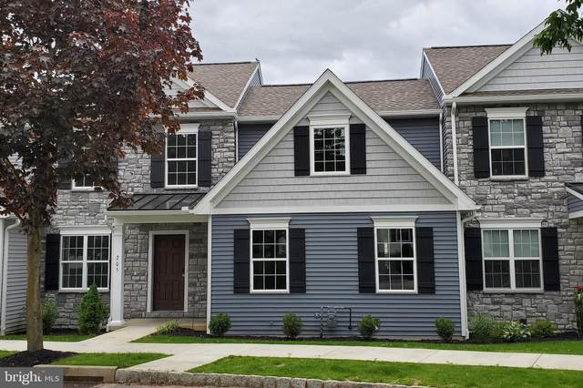 205 Weatherfield Place Lot 64, LANCASTER, PA 17603 (#PALA138730) :: Shamrock Realty Group, Inc