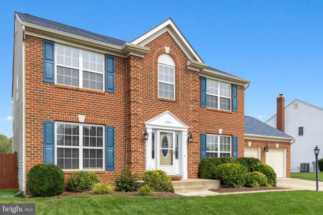 1004 Chaff Way, LA PLATA, MD 20646 (#MDCH206062) :: AJ Team Realty