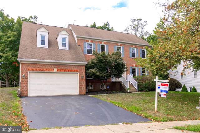 6149 Fieldcrest Drive, FREDERICK, MD 21701 (#MDFR252512) :: Jim Bass Group of Real Estate Teams, LLC
