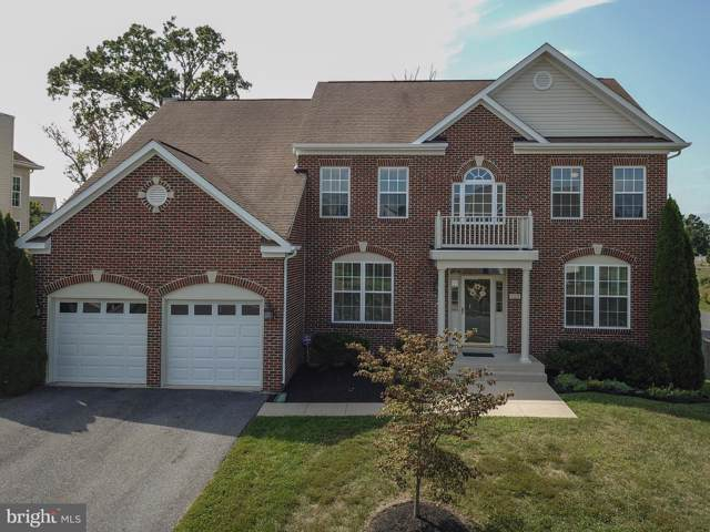 123 Nassau Drive, WINCHESTER, VA 22602 (#VAFV152916) :: The Licata Group/Keller Williams Realty