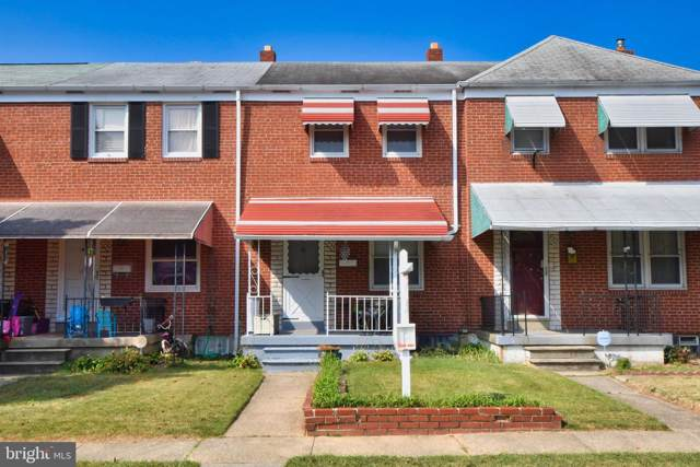 2239 Vailthorn Road, BALTIMORE, MD 21220 (#MDBC471468) :: The Vashist Group
