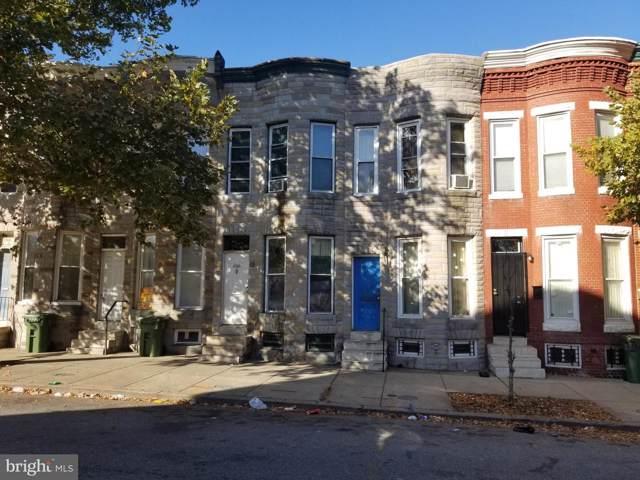 1514 N Mount Street, BALTIMORE, MD 21217 (#MDBA484064) :: Dart Homes