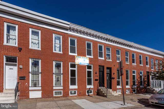 2108 E Fayette Street, BALTIMORE, MD 21231 (#MDBA484312) :: Seleme Homes