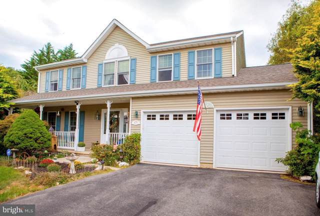 479 Links View Drive, HAGERSTOWN, MD 21740 (#MDWA167910) :: Viva the Life Properties