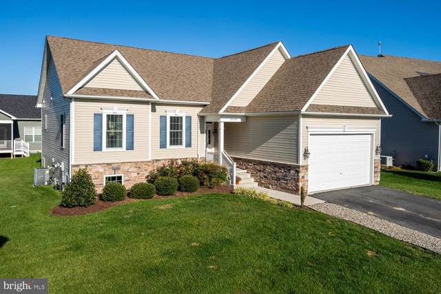 16736 Flatstone Circle, MILTON, DE 19968 (#DESU148332) :: Viva the Life Properties