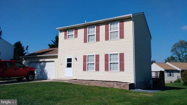 506 Trevanion Terrace, TANEYTOWN, MD 21787 (#MDCR191988) :: Great Falls Great Homes