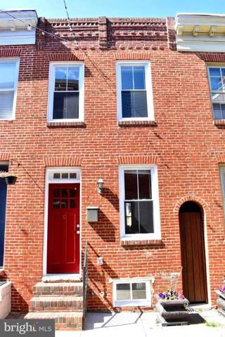 10 S Castle Street, BALTIMORE, MD 21231 (#MDBA485182) :: The Maryland Group of Long & Foster