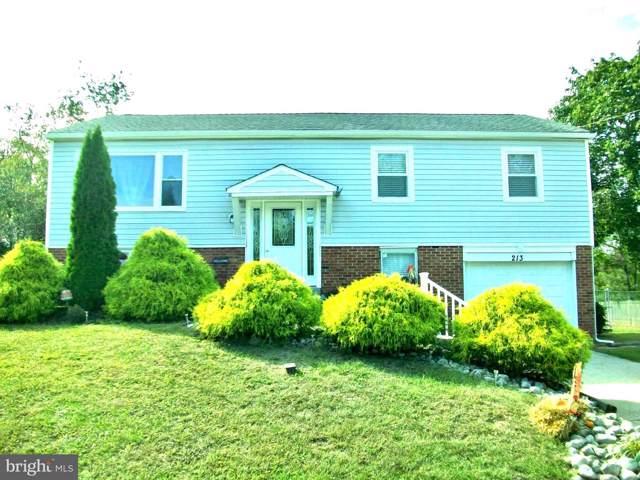 213 Kilburn Drive, WILLIAMSTOWN, NJ 08094 (#NJGL248298) :: Linda Dale Real Estate Experts