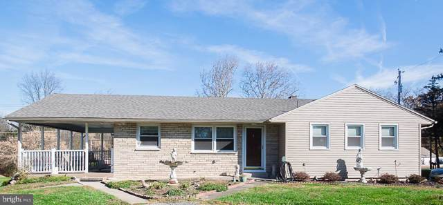 4 School Street, DOUGLASSVILLE, PA 19518 (#PABK348486) :: Dougherty Group
