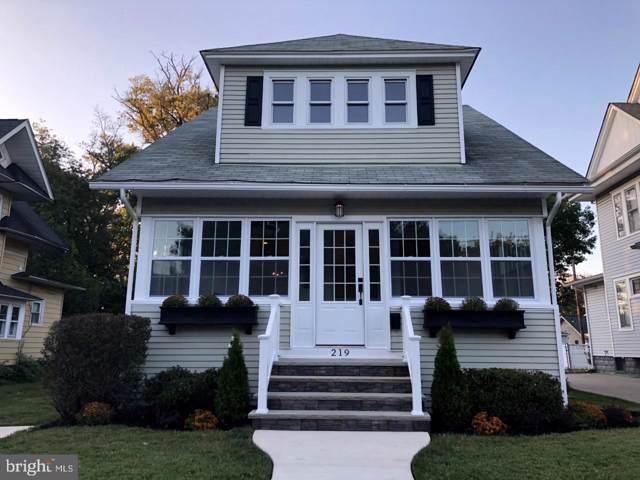 219 Washington Terrace, AUDUBON, NJ 08106 (#NJCD377484) :: LoCoMusings