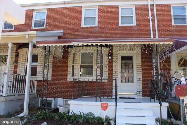 8541 Kavanagh Road, BALTIMORE, MD 21222 (#MDBC473530) :: The Maryland Group of Long & Foster