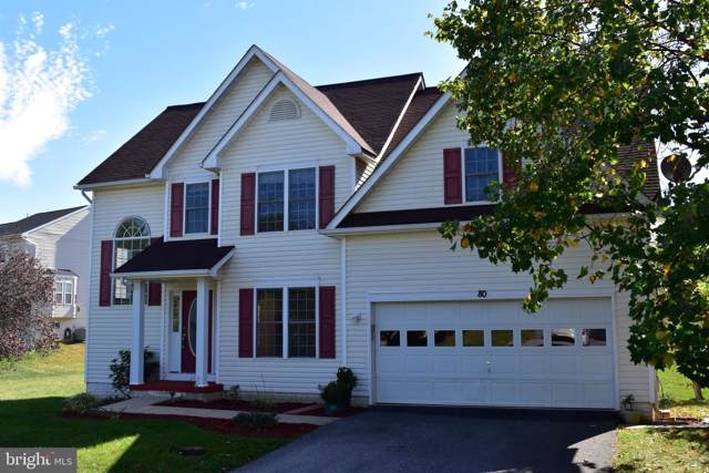80 Bramble, CHARLES TOWN, WV 25414 (#WVJF136708) :: Network Realty Group