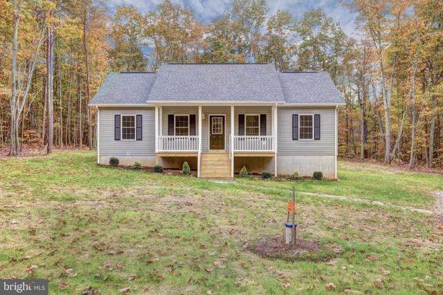 579 Linda Lane, MINERAL, VA 23117 (#VALA119964) :: Great Falls Great Homes