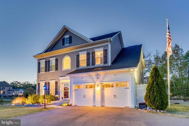 7365 Tucan Court, WARRENTON, VA 20187 (#VAFQ162680) :: John Smith Real Estate Group