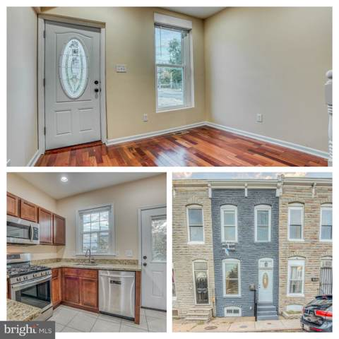 2602 Miles Avenue, BALTIMORE, MD 21211 (#MDBA488090) :: Dart Homes